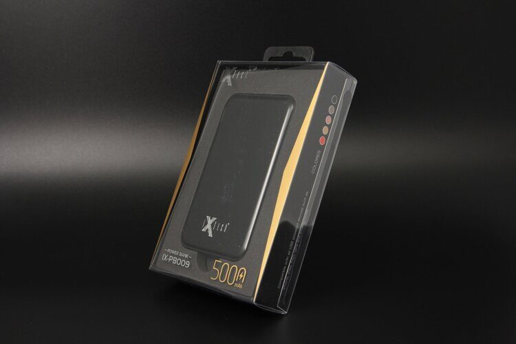 Power Bank iX-PB009(черный)