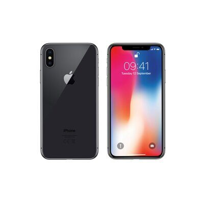 iPhone X 64 (gb) Ref. Black