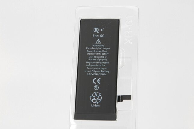 Li-ion Polymer Battery for iPhone 6  iXtech
