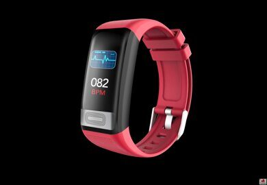 Smart watch EW07 (Red)