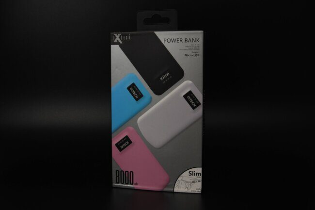 Power Bank iX-PB002(белый)