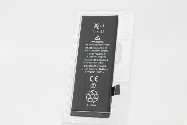Li-ion Polymer Battery for iPhone 5s  iXtech