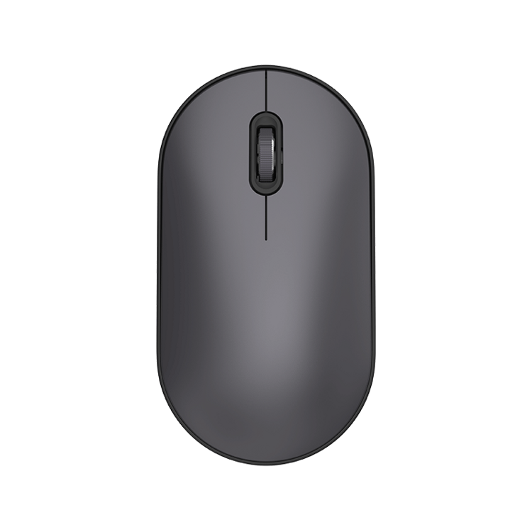 Мышь Xiaomi MIIIW Mouse Bluetooth Silent Dual Mode, Черная.