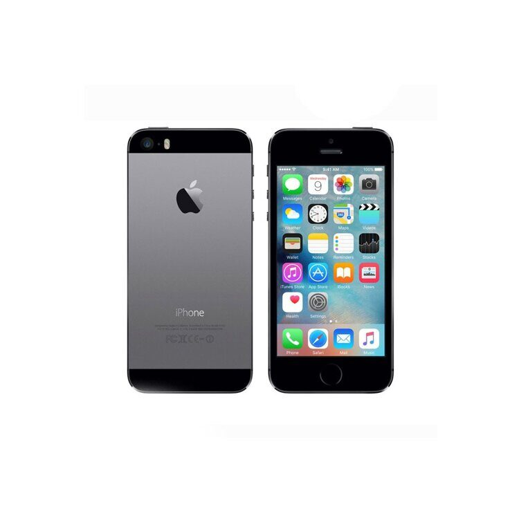 iPhone 5S 16 (gb) Ref. Black
